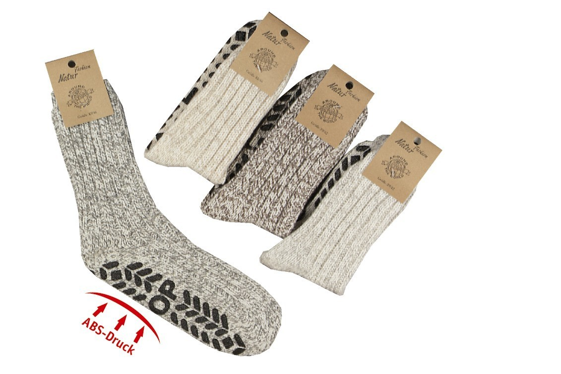 Art.: 6586  Norweger ABS Socke