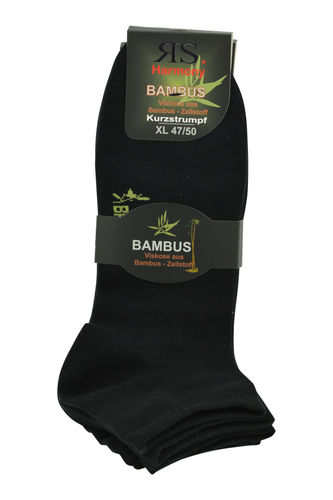 "Art.: 31071 ""Harmony for Men"" XL-Kurzschaft  /  Bambus"